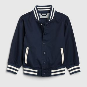NWT Baby Gap Bomber Jacket